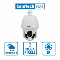 CTN - PTZ - 2MP - 20x OPT Zoom - IR 100m - Outdoor
