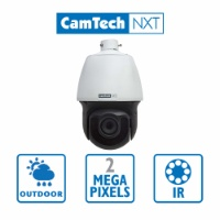 CTN - PTZ - 2MP - 22x OPT Zoom - IR 200m - Outdoor