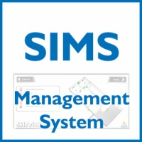 SIMS – Management software + licens - V6