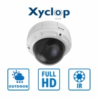 Xyclop - Full HD -Varifocal - IR 30m -PoE -Outdoor